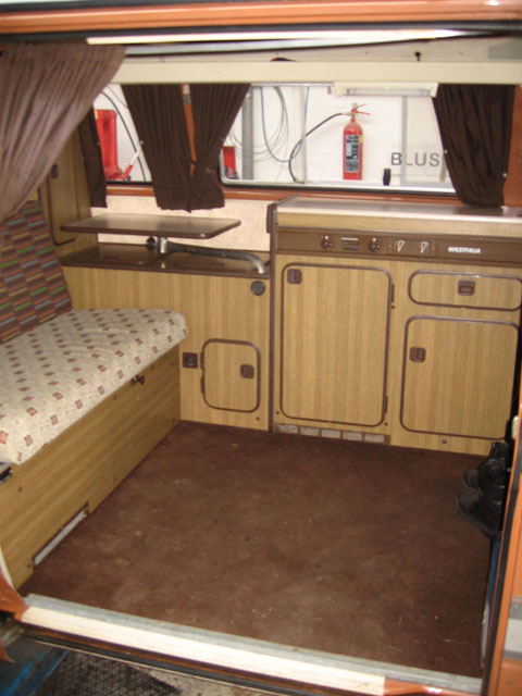 Vwvakrestauratie pro for Interieur westfalia t3